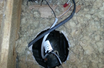 Residential Junction  Box