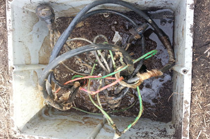 Let us help you correct your wiring issues