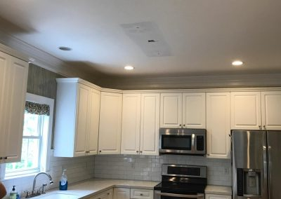KItchen remodels and lighting updates