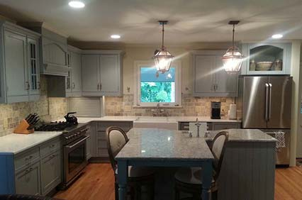 Kitchen Renovations? Call Fortus Electric!